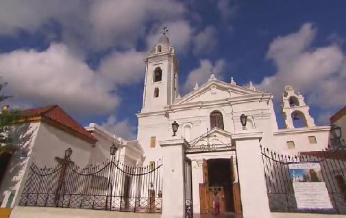 buenos aires church