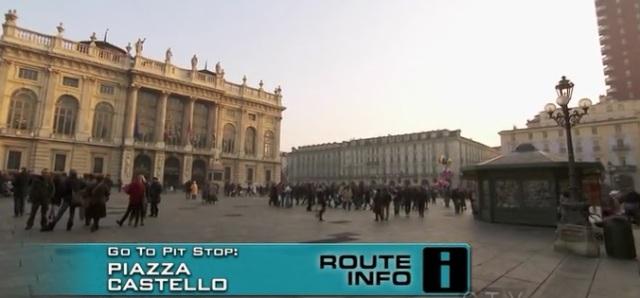 turin piazza castello