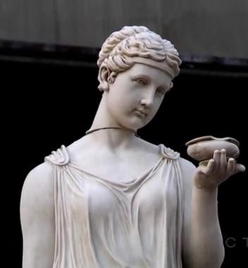 turin statue