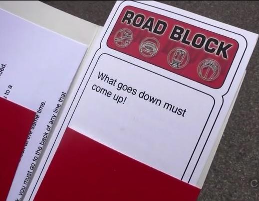 baku roadblock