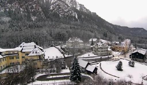 bavaria snow