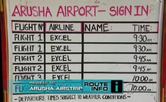 arusha airstrip 1