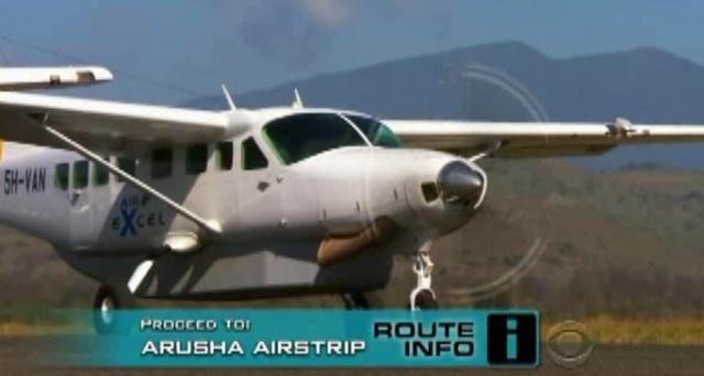 arusha airstrip