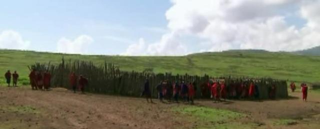 ngorongoro village