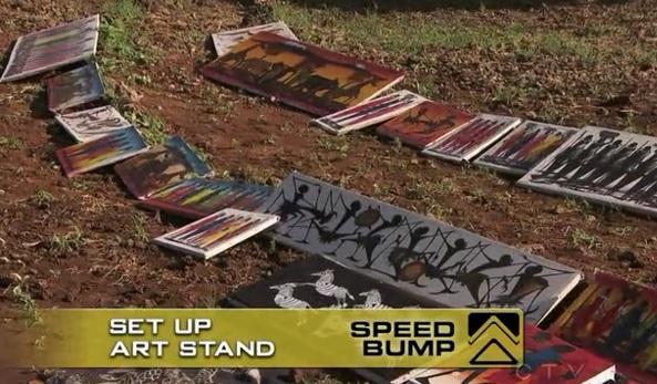 karatu speed bump 1