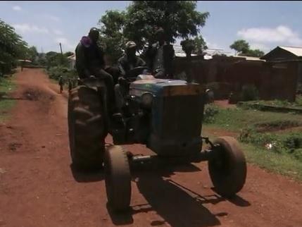 karatu tractor