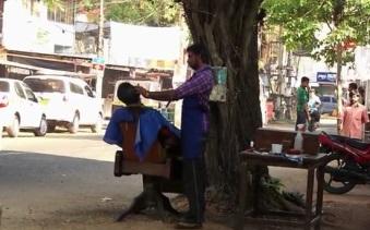 chandiroor barber