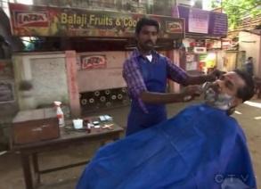 chandiroor barber 1