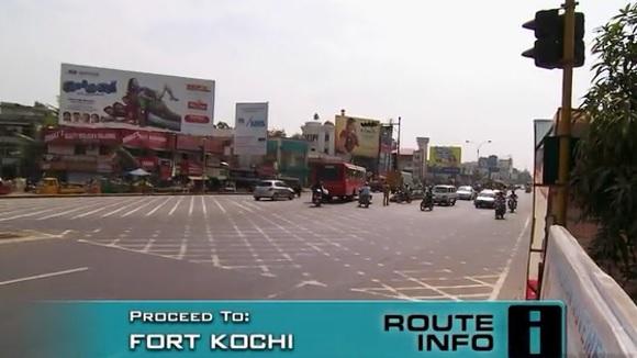 chandiroor fort