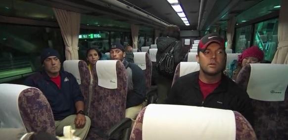 hiroshima bus