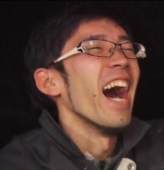 osaka laugh