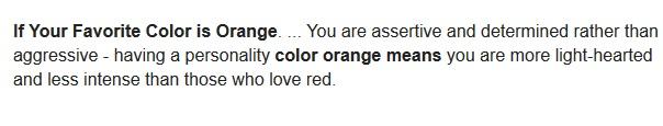 thevala orange