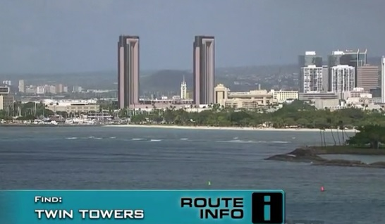 honolulu twin towers